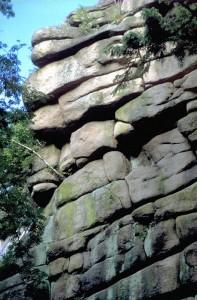 Granitverwitterung