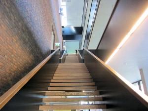 Treppenhaus Geowissenschaften