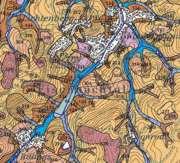 Grundwasserkarte