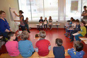 Boden im Unterricht