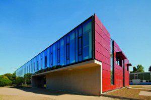 Das neue Forschungsgebäude der Agrar- und Umweltwissenschaftliche Fakultät