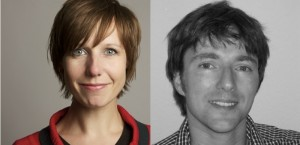 Kathrin Rößler und Dr. Robert Wagner