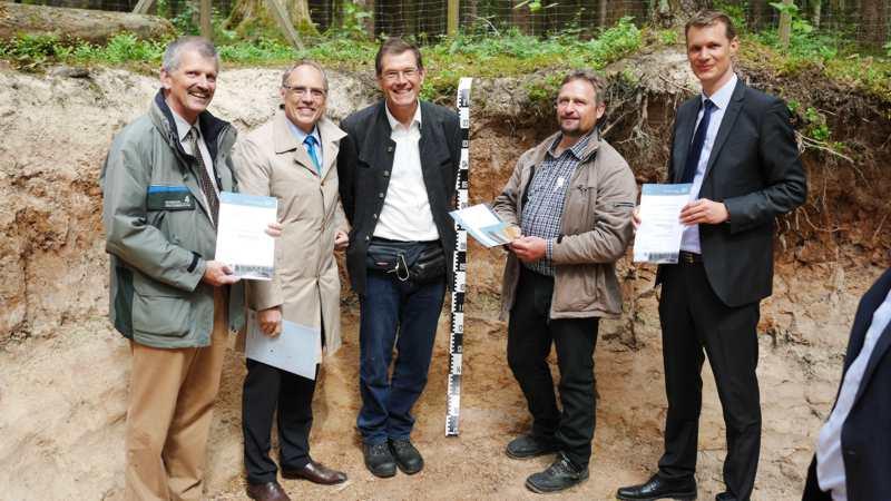 Auszeichnung für die Stadt Schwabach