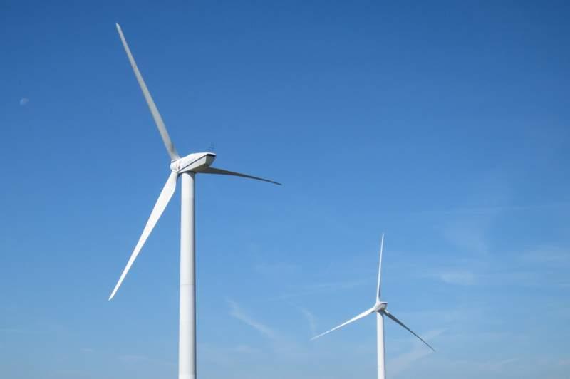 Windindustrieanlagen
