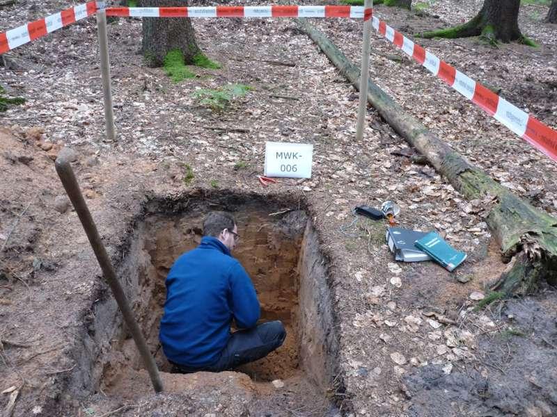 Bodenkunde im Saarland