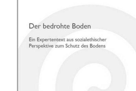 """Deutsche Bischofskonferenz: """"Der bedrohte Boden"""""""