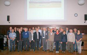 Die Teilnehmer der Tagung. ©HNEE, Irena Hierold