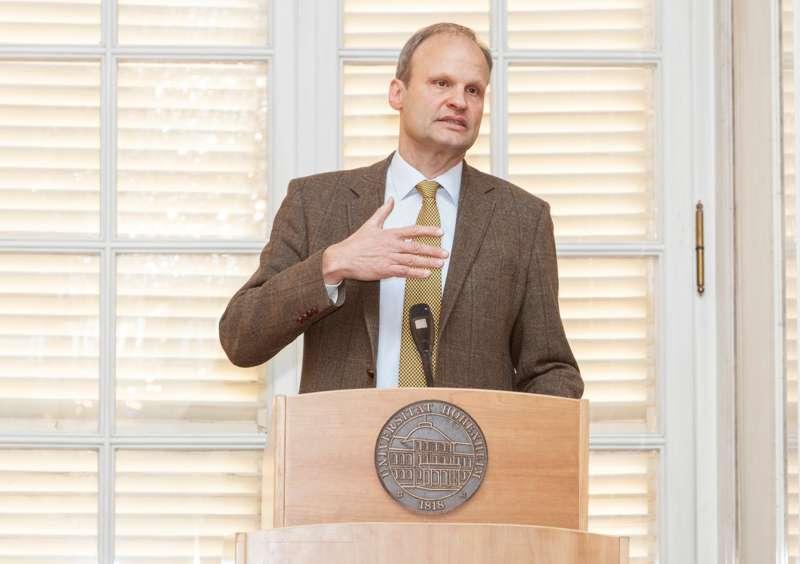 Prof. Dr. rer. nat. Thilo Streck