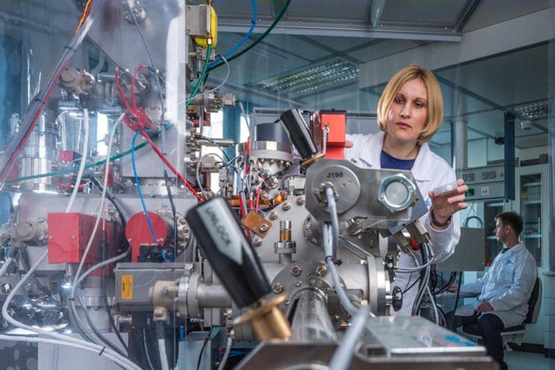 Sekundärionen-Massenspektrometrie