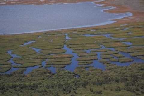 Tauender Permafrostboden setzt altes Treibhausgas frei