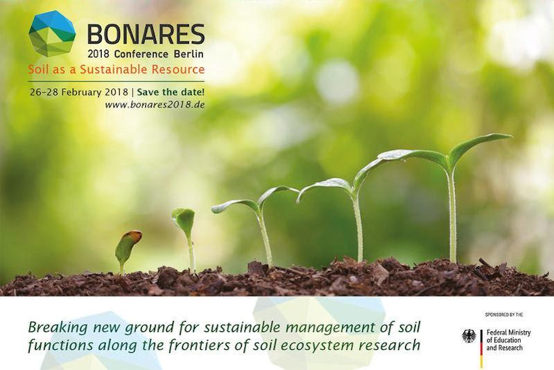 BonaRes-Konferenz in Berlin, ©paladin1212-Fotolia/Grafik: UFZ