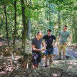 Geowissenschaften: Was unter dem Wald schläft