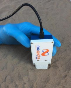 Tragbare Nahinfrarot-Spektrometer