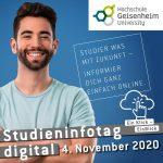 """Gartenbau & Co: Hochschule Geisenheim präsentiert ihr Studienangebot beim """"Studieninfotag digital"""" am 04. November 2020"""